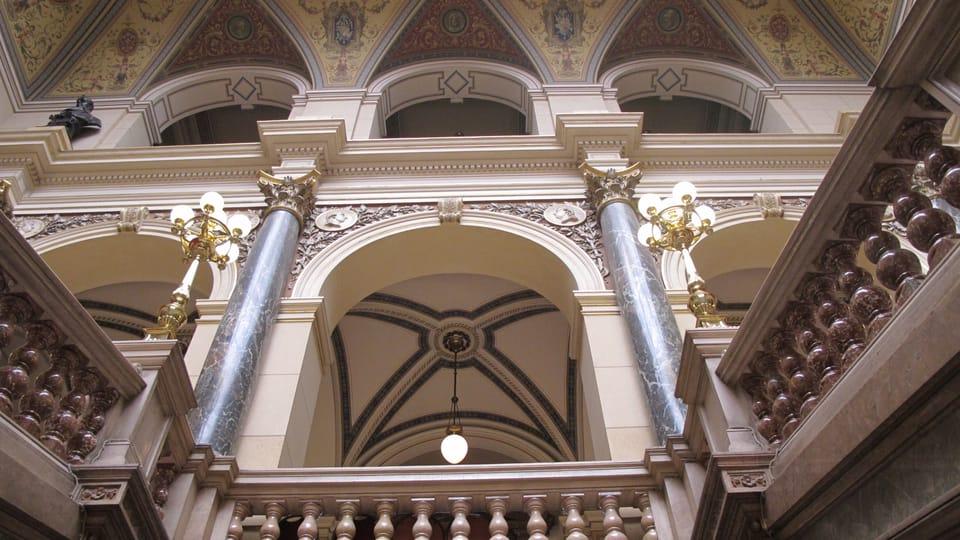 Panteón de la Fama,  foto: Kristýna Maková