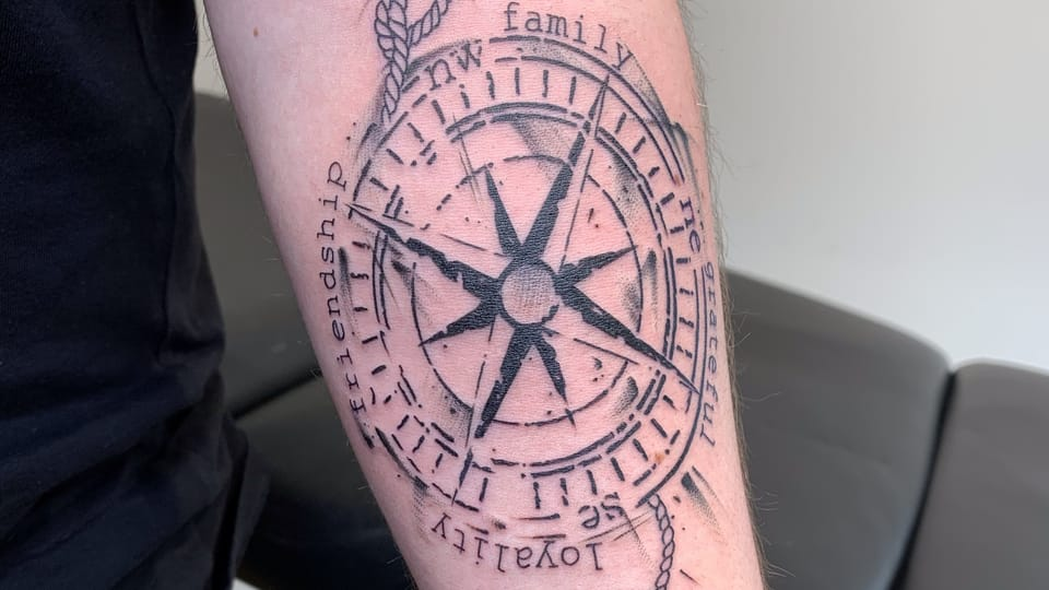 Tatuaje,  foto: archivo de Iva Škrbelová