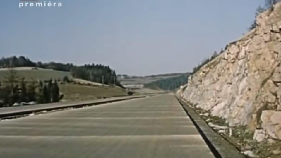 Foto: Youtube,  Ředitelství silnic a dálnic/Krátký film