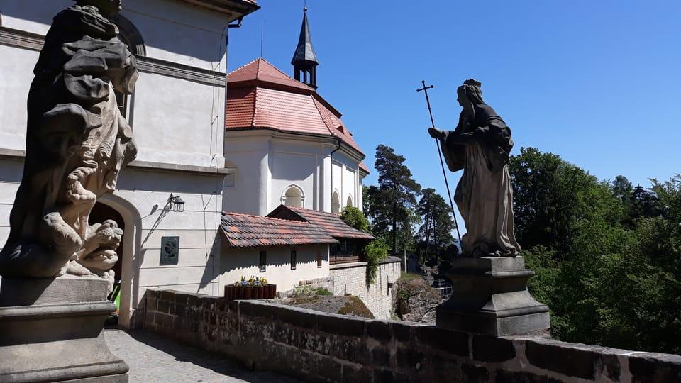 Palacio de Valdštejn,  foto: Magdalena Kašubová