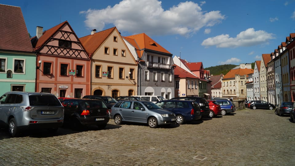 Plaza de mercado,  foto: Archivo de ČRo - Radio Prague International