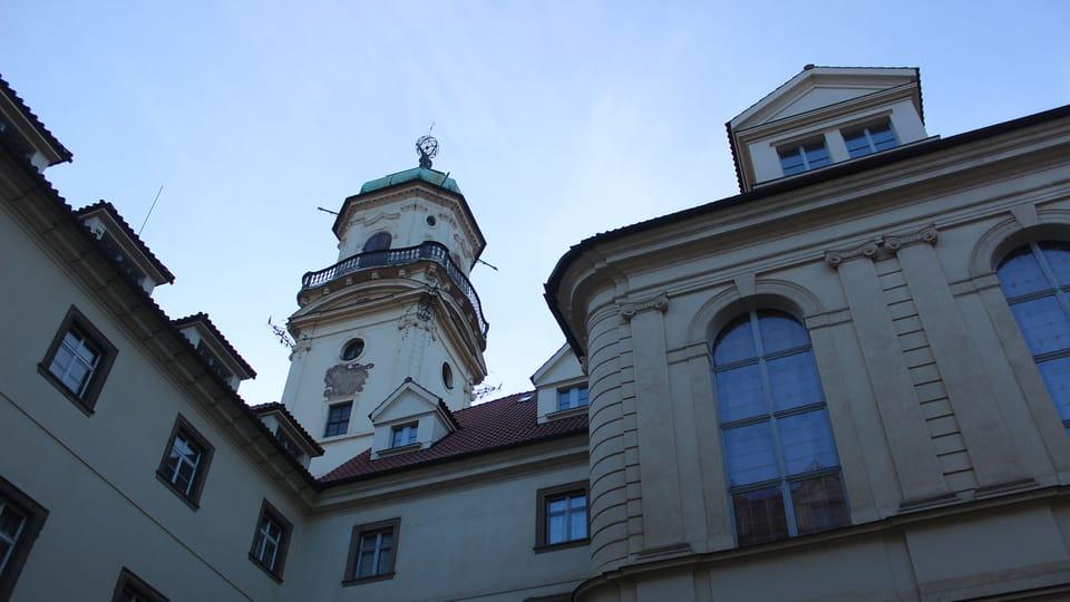 Clementinum en Praga,  foto: Tereza Kalkusová