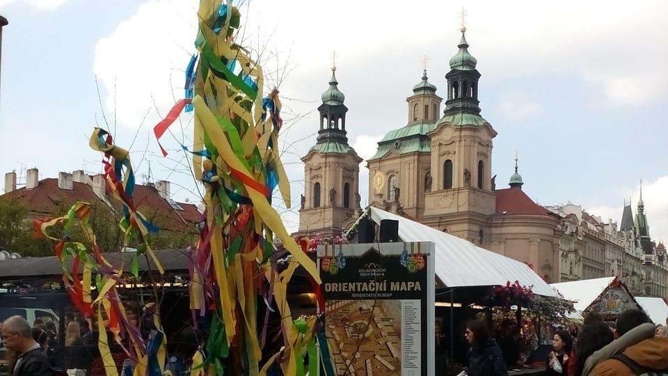 Los mercados de Pascua de Praga,  foto: Ekaterina Stashevskaya