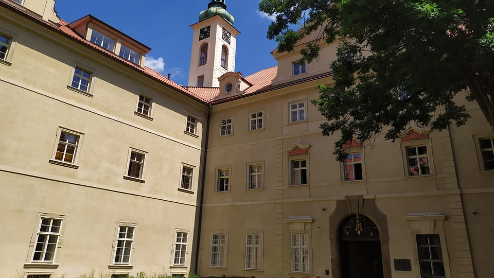 Klementinum,  foto: Magdalena Hrozínková