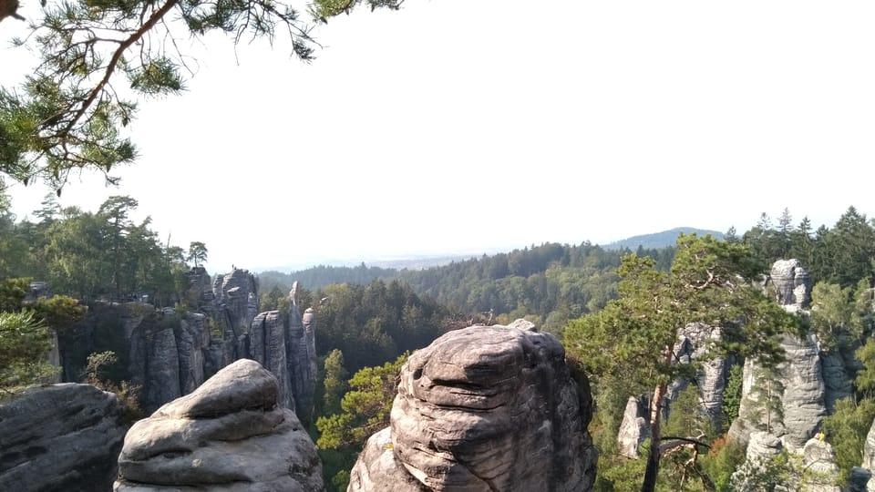 Las rocas de Prachov,  foto: Dominika Bernáthová