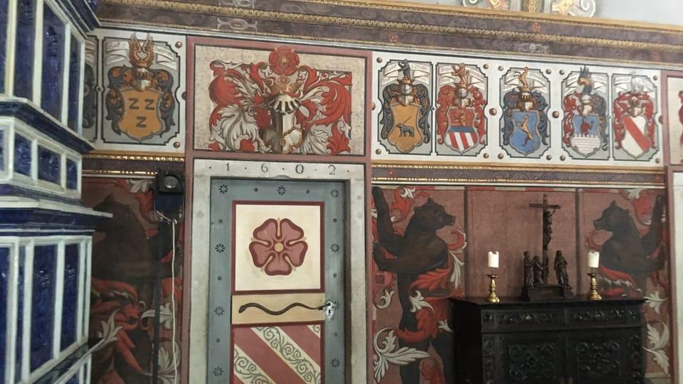 Palacio de Třeboň,  foto: Kateřina Ayzpurvit