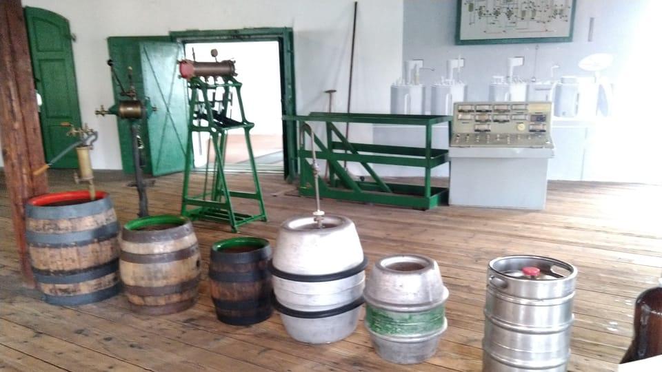Barriles de cerveza a lo largo de la historia,  foto: Dominika Bernáthová