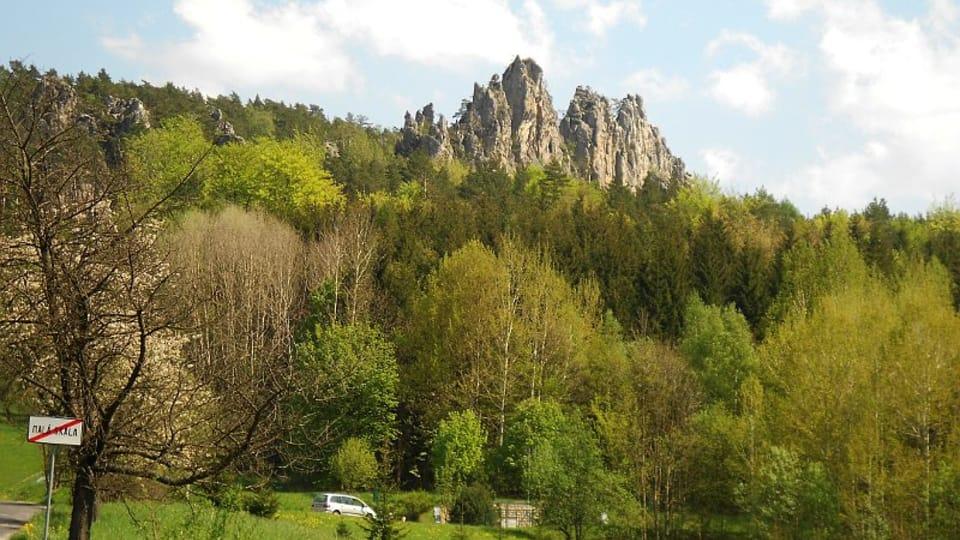 Las Rocas Secas,   foto: Magdalena Kašubová