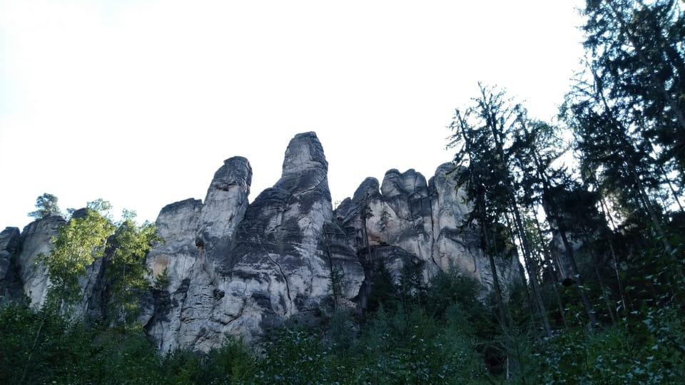 Rocas de Prachov,   foto: Dominika Bernáthová