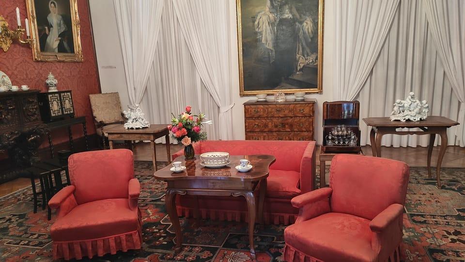 Palacio de Telč,  foto: Klára Stejskalová