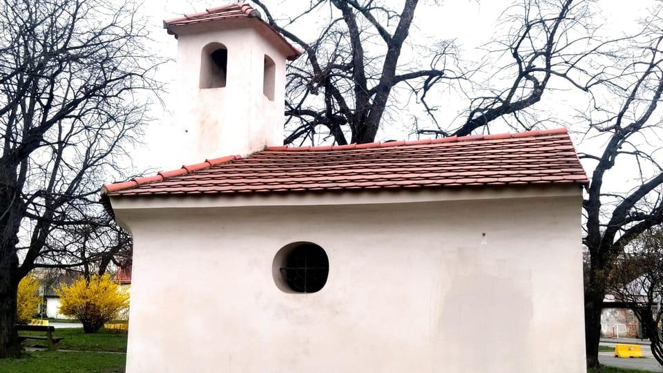 Capilla de San Venceslao en la Plaza de Malešice,  foto: Dominika Bernáthová