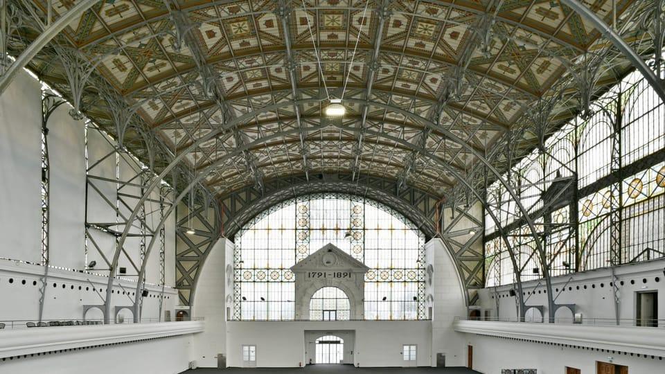Palacio industrial de Praga,  foto: Tomáš Vodňanský,  ČRo