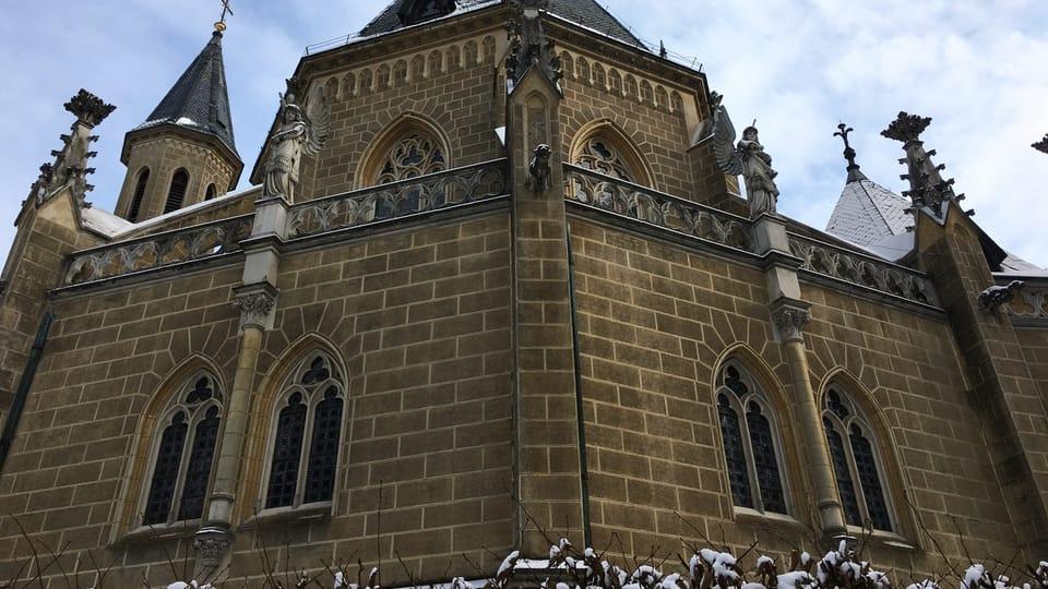 El mausoleo de los Schwarzenberg,  foto: Jan Kopřiva,  ČRo