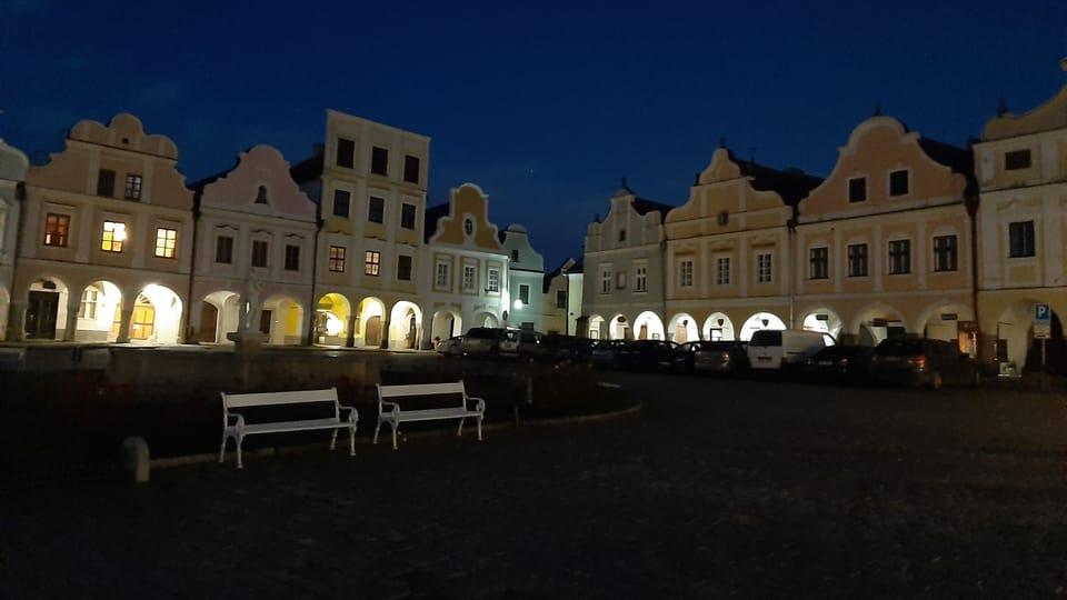 La plaza de Zacarías de Hradec,  foto: Lenka Žižková