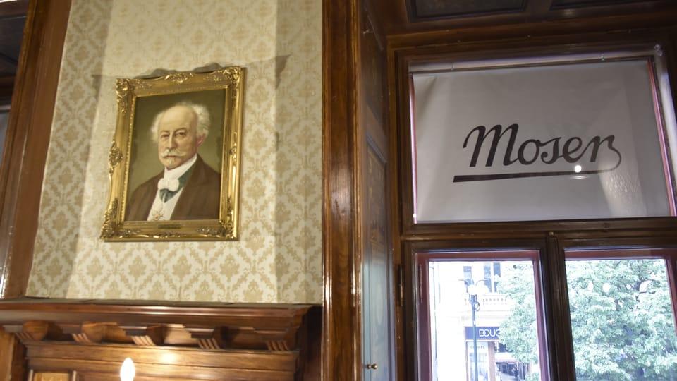 Museo Moser   Foto: Ondřej Tomšů,  Radio Prague International