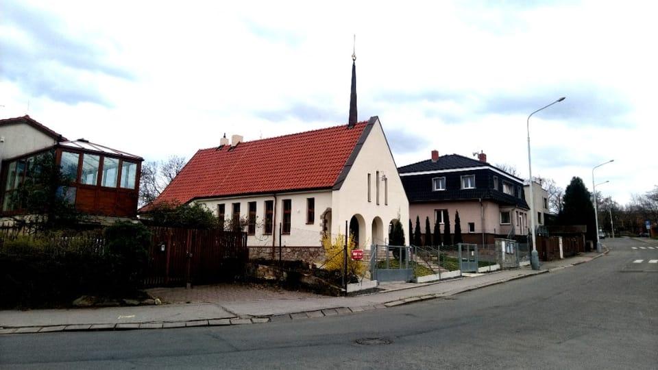 Oratorio de Milíč en la cima de Tábor,  foto: Dominika Bernáthová