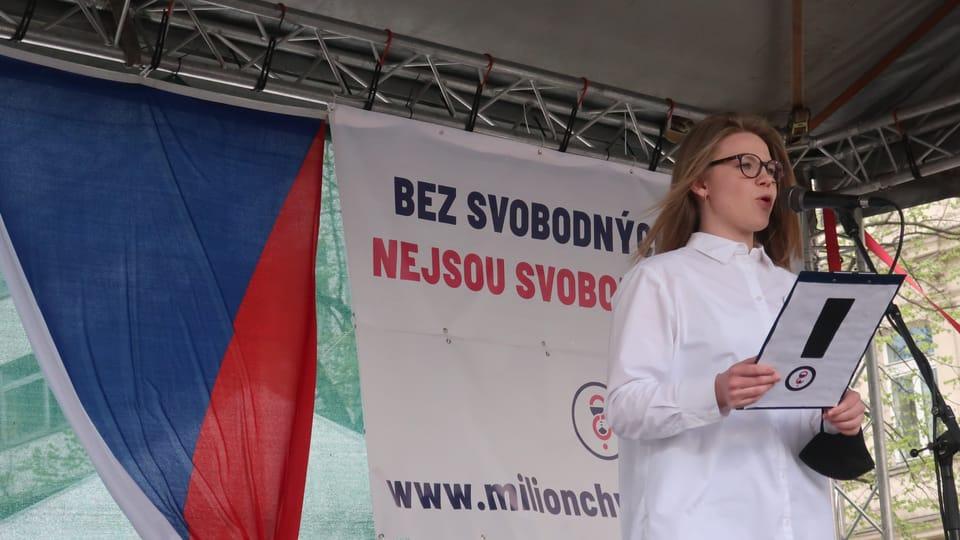 Foto: Martina Schneibergová,  Radio Prague International