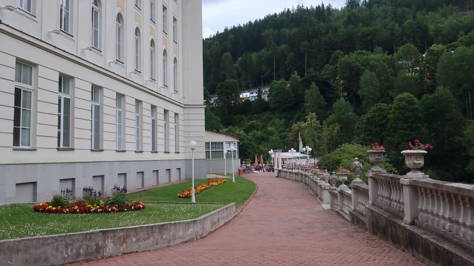 Radium Palace