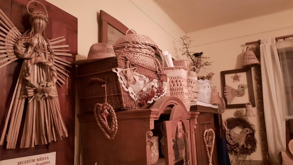 Productos de espadaña de Iveta Dandová,  foto: Ivana Bernáthová