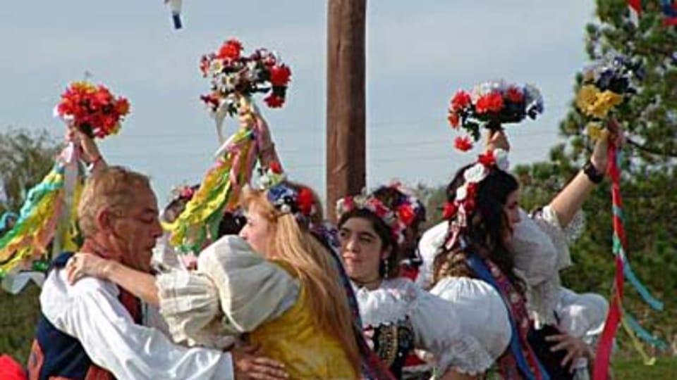 Pálení čarodějnic  (Foto: www.cesky-dum.com.ar)