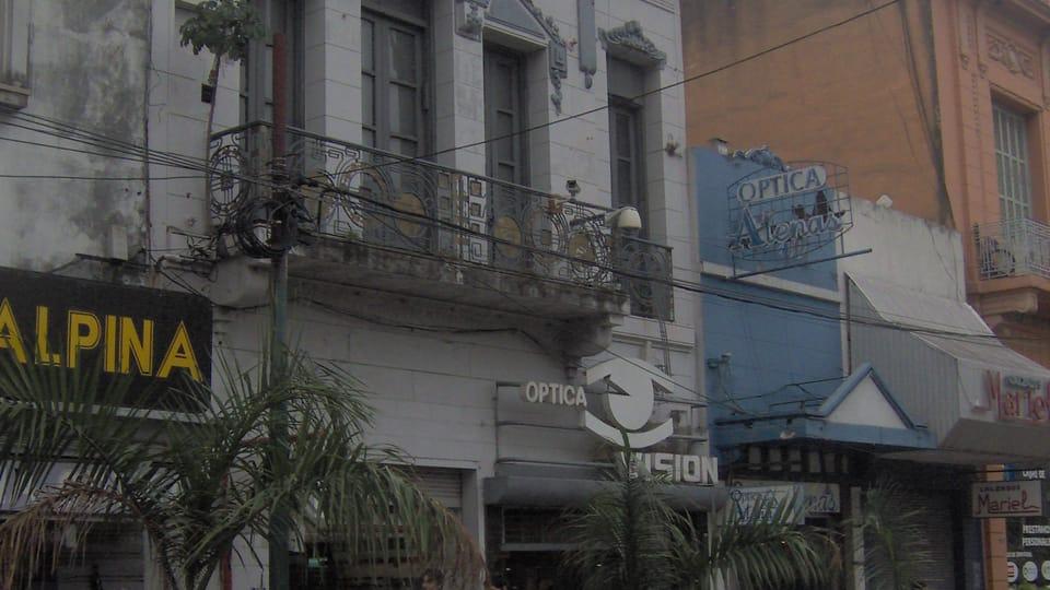 Asunción  (Foto: autora)