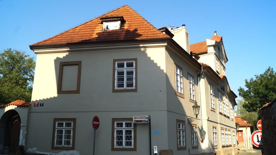 La Casa de la Bellota Dorada,  foto: Archivo de ČRo - Radio Prague International