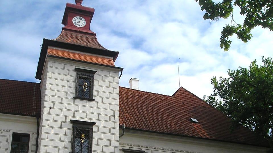 Palacio de Třeboň,  foto: Magdalena Kašubová