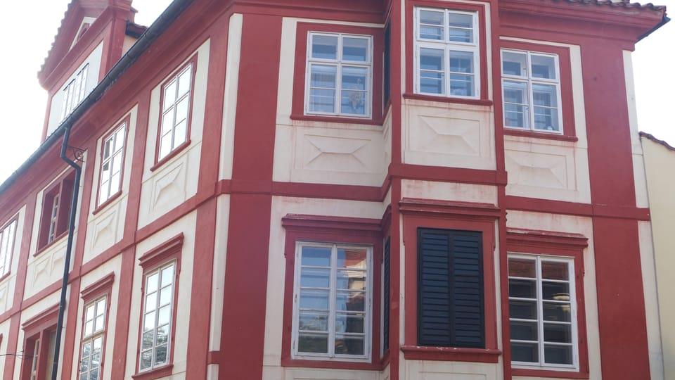 La Casa de la Uva Dorada,  foto: Archivo de ČRo - Radio Prague International