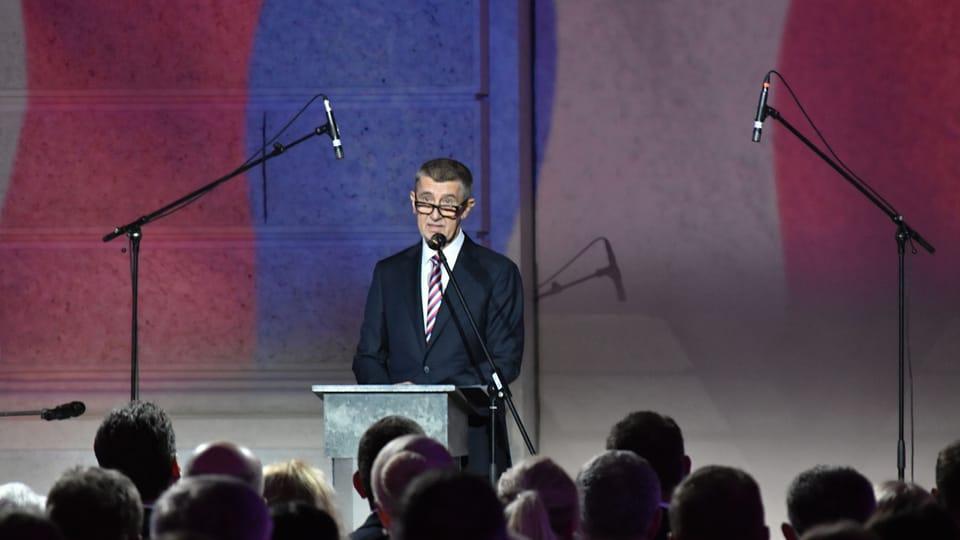 Andrej Babiš,  foto: Ondřej Tomšů