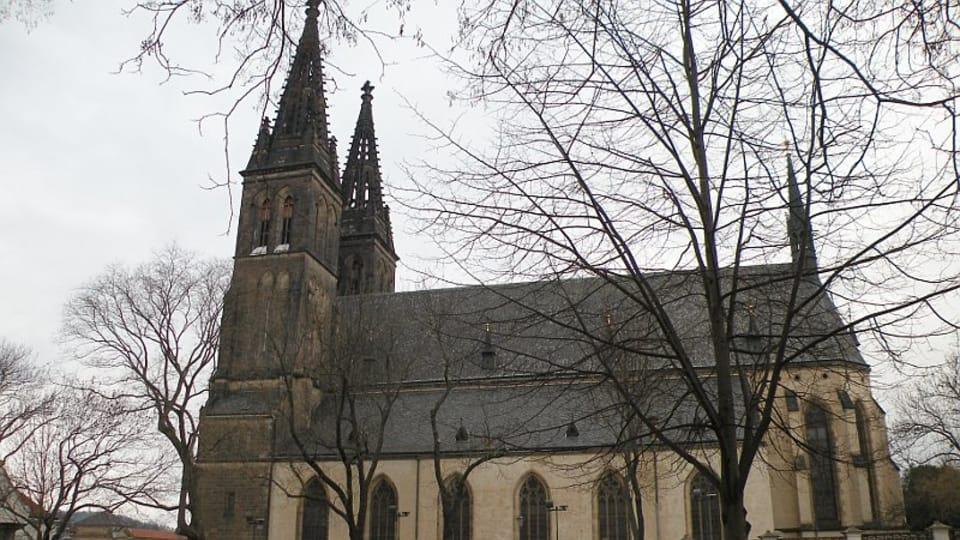 La Basílica de san Pedro y san Pablo,  foto: Štěpánka Budková