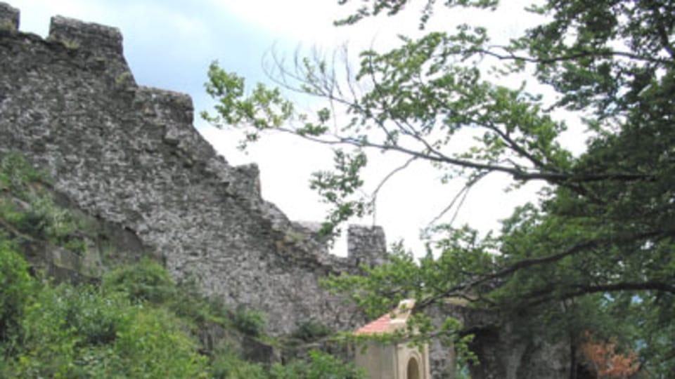 Castillo de Bezdez,  foto: Radio Praga