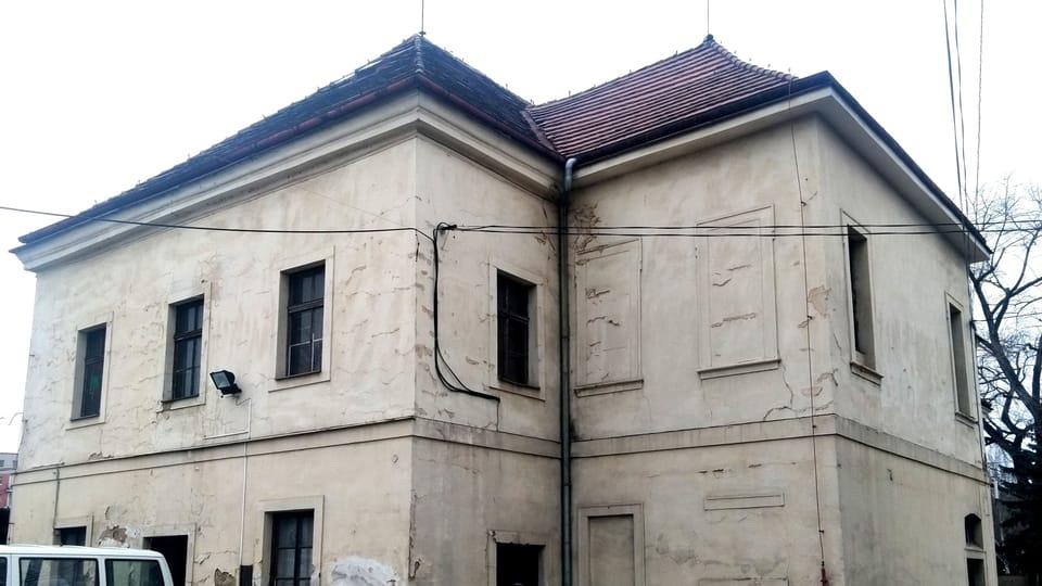 Los edificios del Palacio de Malešice,  foto: Dominika Bernáthová