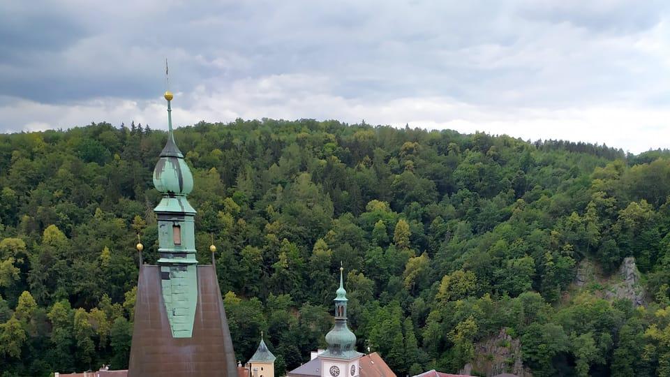 El pueblo de Loket,  foto: Magdalena Hrozínková