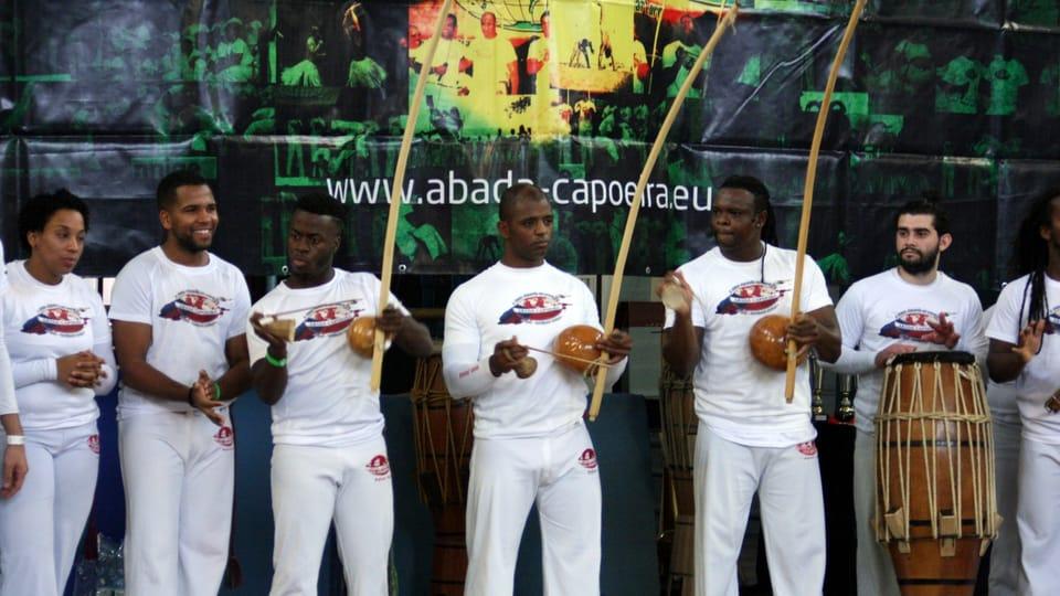 Foto: archivo de Abadá Capoeira