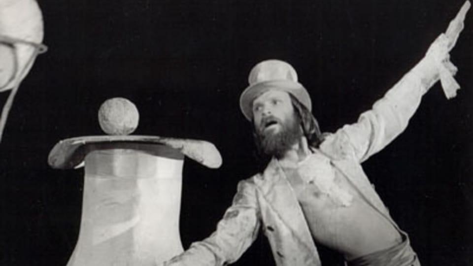 Los inicios del Teatro Negro de Praga