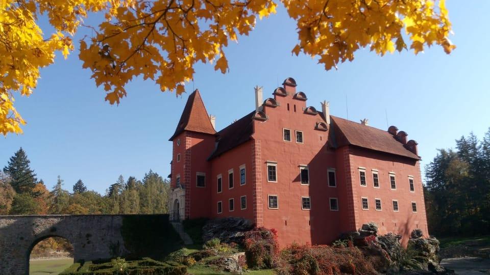El maravilloso palacio de Červená Lhota,  foto: Dominika Bernáthová