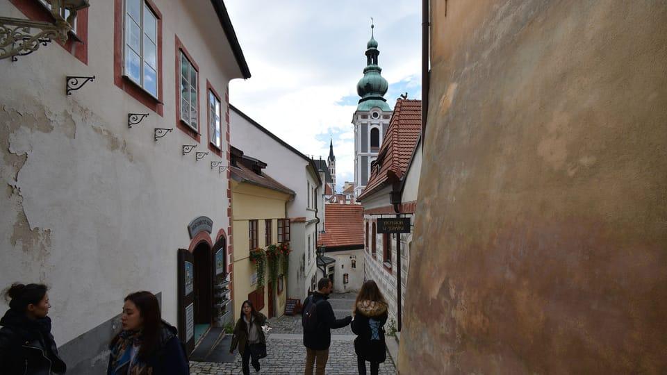 Český Krumlov,  foto: Ondřej Tomšů