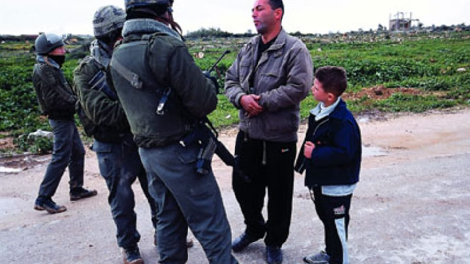 De la película 'Checkpoint',  foto: www.oneworld.cz