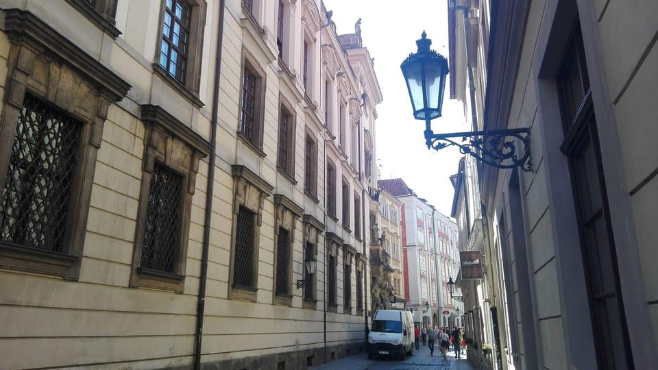 El Palacio Clam Gallas,  foto: Dominika Bernáthová