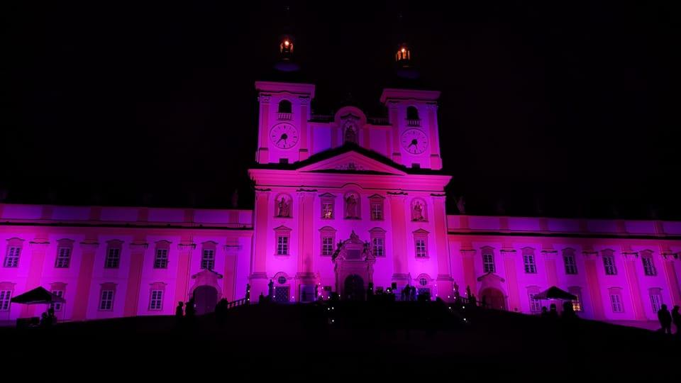 Basílica de la Visitación de la Virgen María en Olomouc,  foto: Michal Štokman