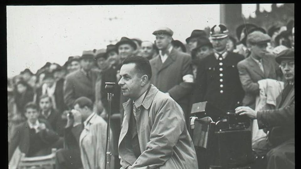 Josef Laufer  (cerca de 1935) | Foto: e-Sbírky,  Národní muzeum,  CC BY 4.0