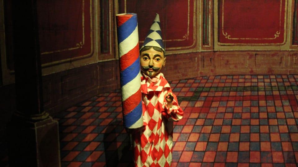 Marioneta del teatro de Karel Novák,  foto: Anna Královcová