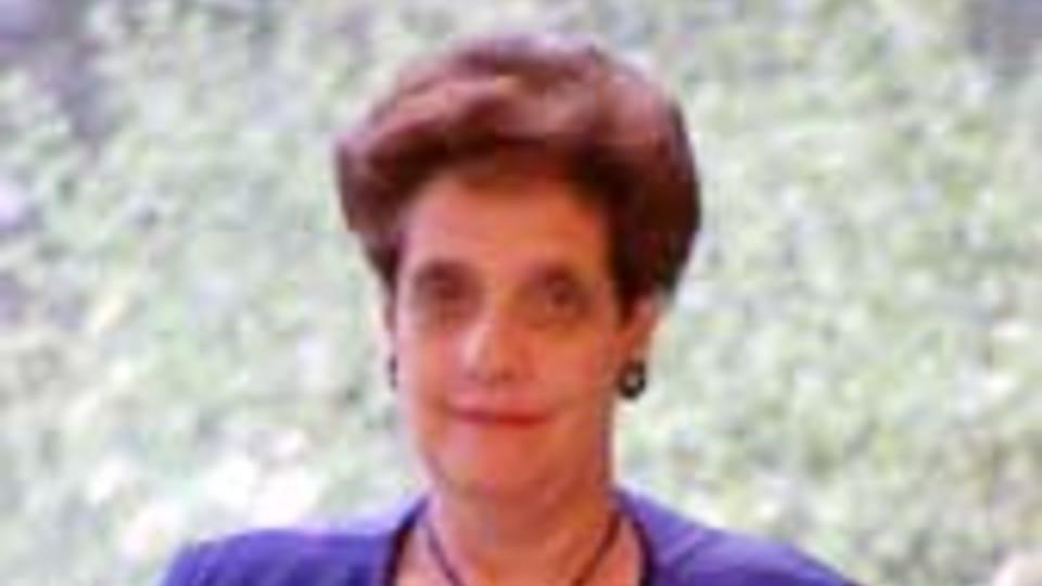 Julieta Dobles,  poetisa costarricense  (Foto: Instituto Cervantes)