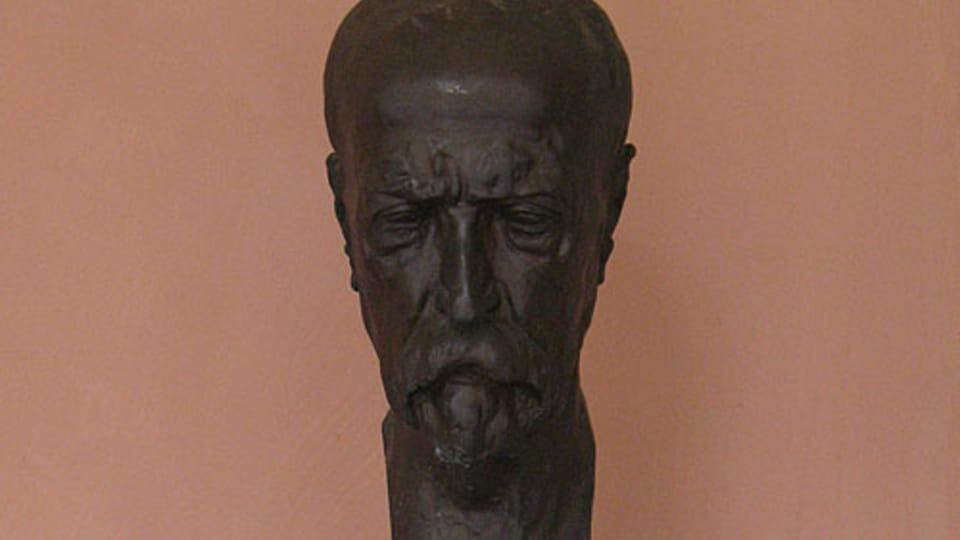Busto de Masaryk en Viena,  foto: El bes,  CC BY-SA 3.0