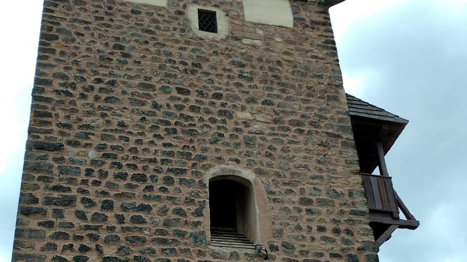 Torre,  foto: Magdalena Hrozínková