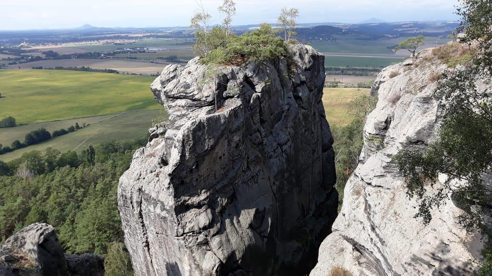Las Rocas de Příhrazské,  foto: Magdalena Kašubová
