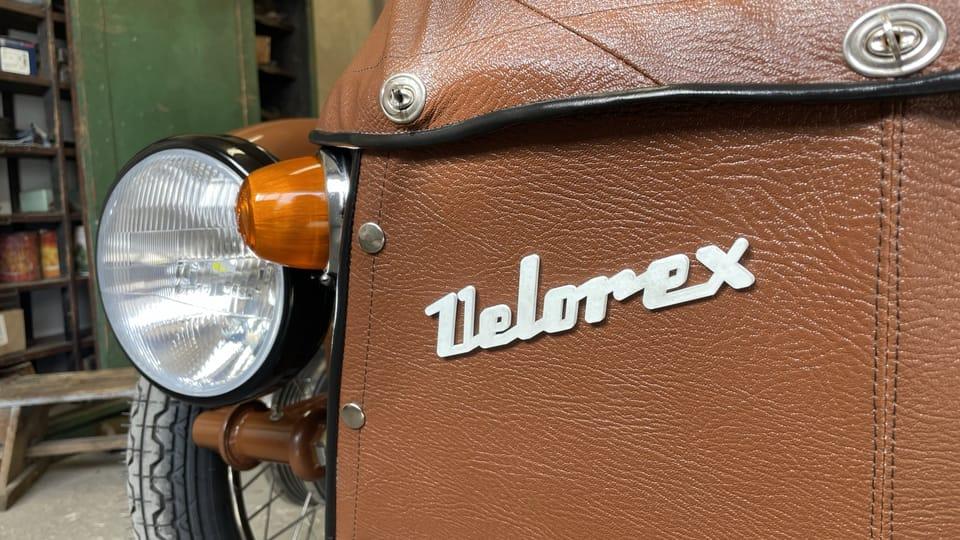Velorex   Foto: Ondřej Tomšů,  Radio Prague International
