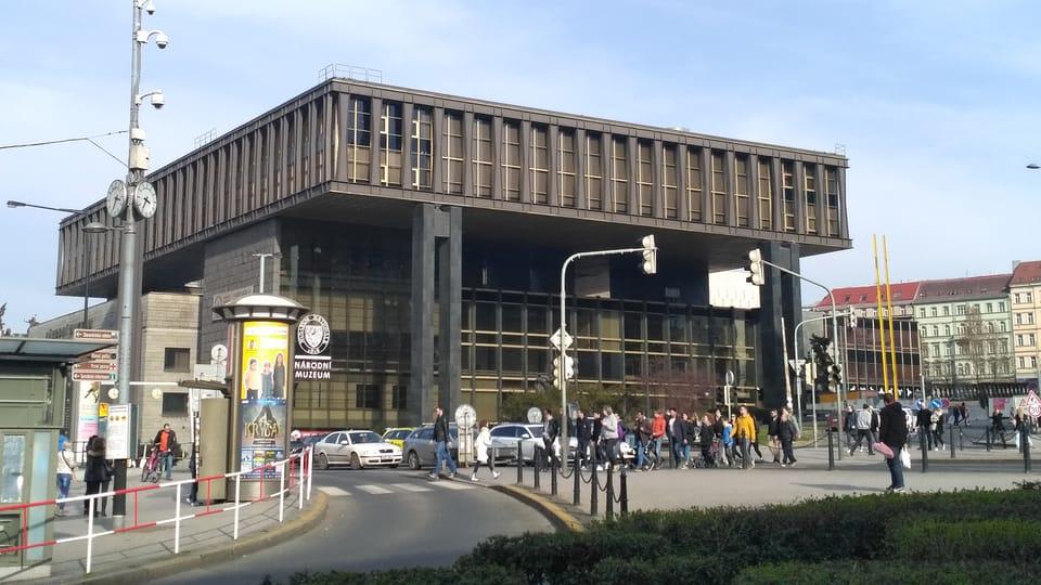 El edificio de la antigua Asamblea Federal,  foto: Dominika Bernáthová