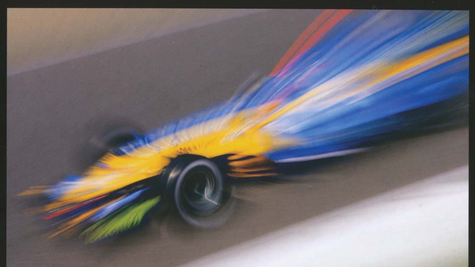 Fernando Alonso G.P.,  de San Marino 2005