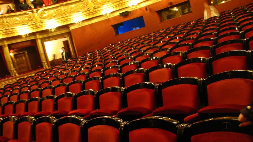 El Teatro Nacional de Praga | Foto: Barbora Němcová,  Radio Prague International